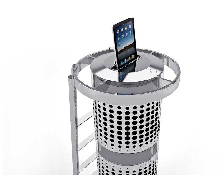 AeroDream le dock iPad