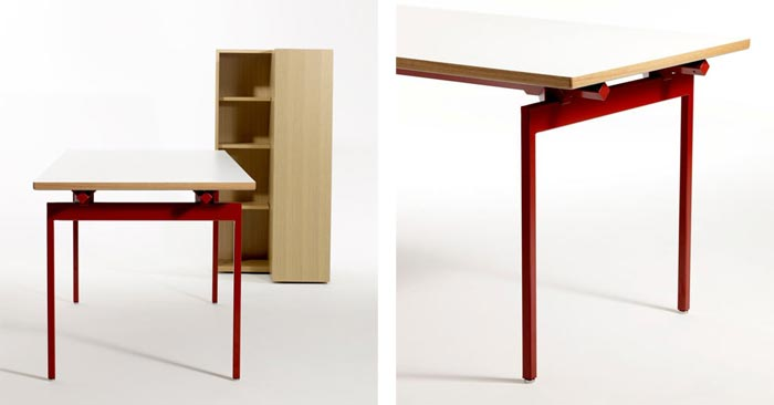 Antenna Desk par Knoll