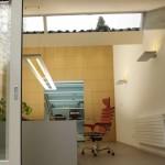 Bureau dans une extension design