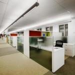 Bureau design Astral de Montreal par Lemay Associes