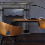 Bureau et chaise design