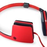 Casque audio design copenhagen chez Urbanista rouge