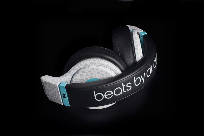 Casque audio design par Dr Dre