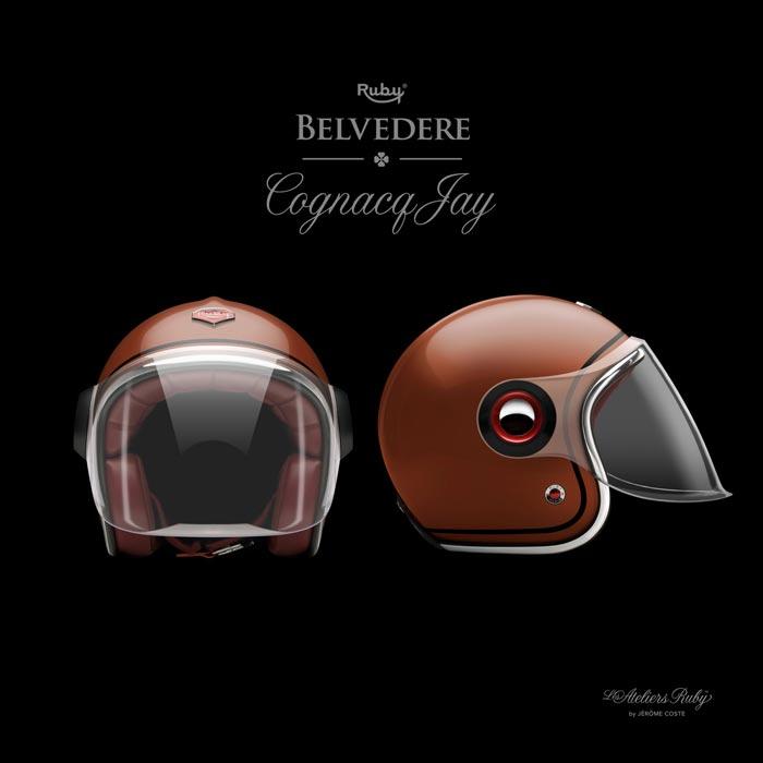 Casque Les Ateliers Ruby Hiver 2011 Belvedere Cognacq Jay