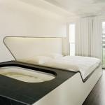 Chambre Hotel design Q