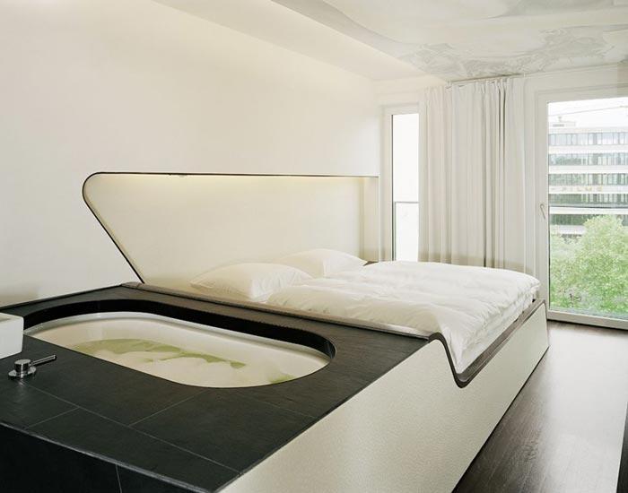 Chambre Hotel Design Q Arkko