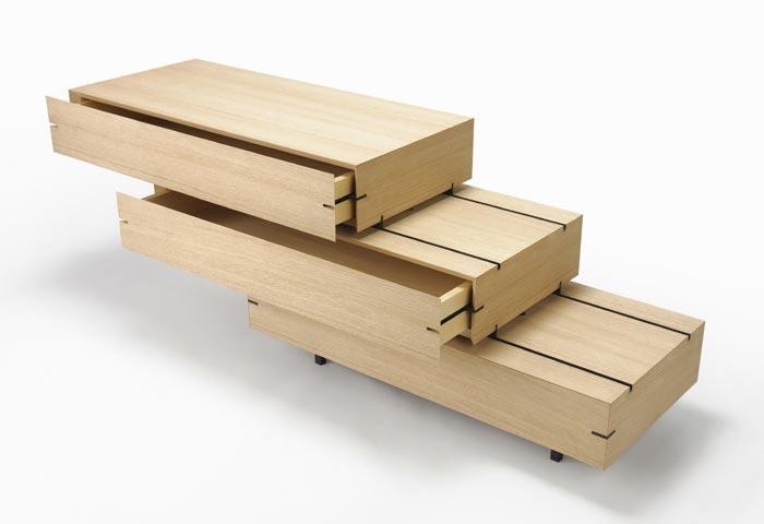 Commode design et modulable