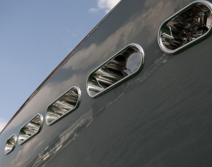 Coque Yacht design