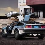 DeLorean electrique