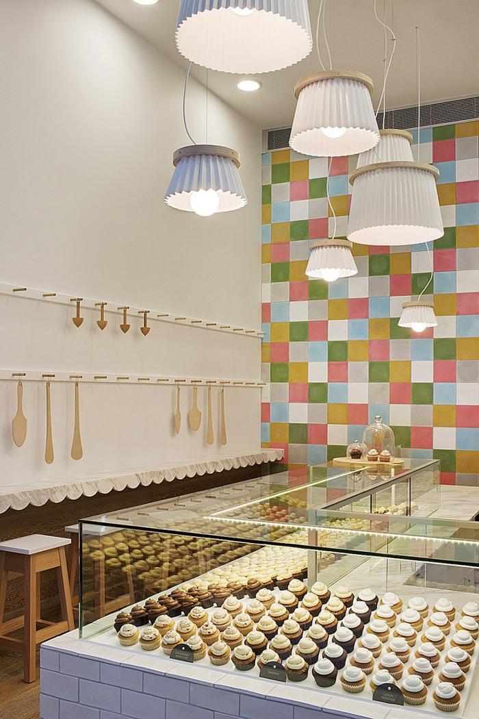 Decoration Restaurant design de Cupcakes