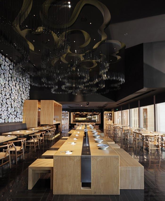 Decoration Restaurant design