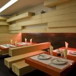 Decoration petit restaurant design