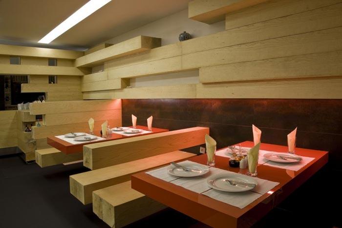 Decoration Petit Restaurant Design Arkko