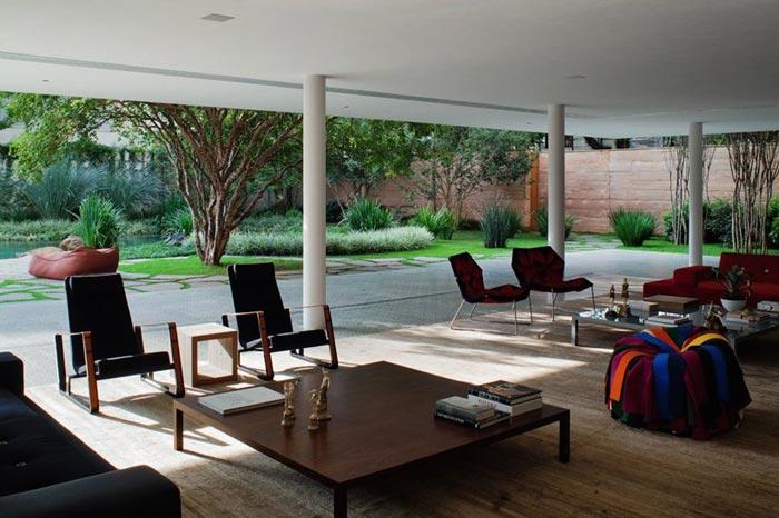 Design House terrasse