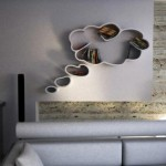 Etagere design Dream blanche