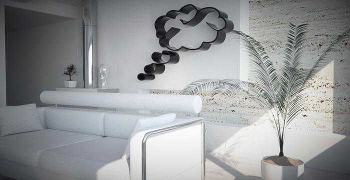 Etagere design Dream noire