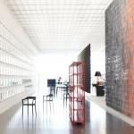 Exposition des freres Bouroullec au Centre Pompidou de Metz