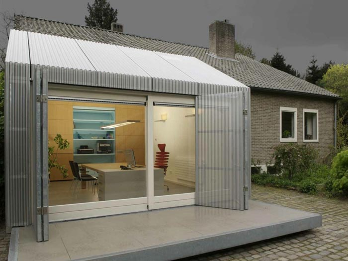 Extension design