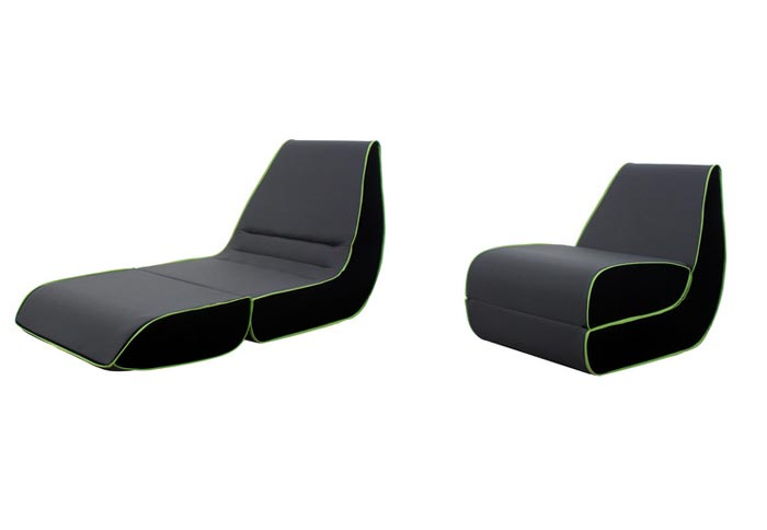 Fauteuil convertible Playtime