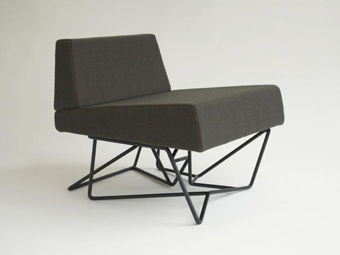 Fauteuils Wire de David Lynch