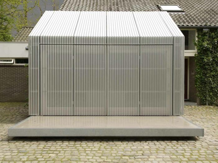 Fermeture extension design