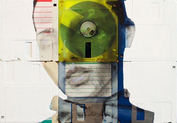 Floppy Portraits