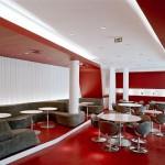 Hotel design Q Berlin - salle a manger