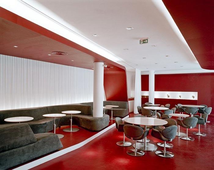 Hotel design Q Berlin – salle a manger