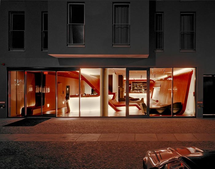Hotel design q berlin for Designhotel q