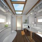 Interieur Camping Car design