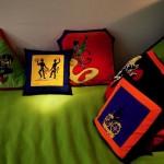 Jeux de couleurs chez Vincent Darre