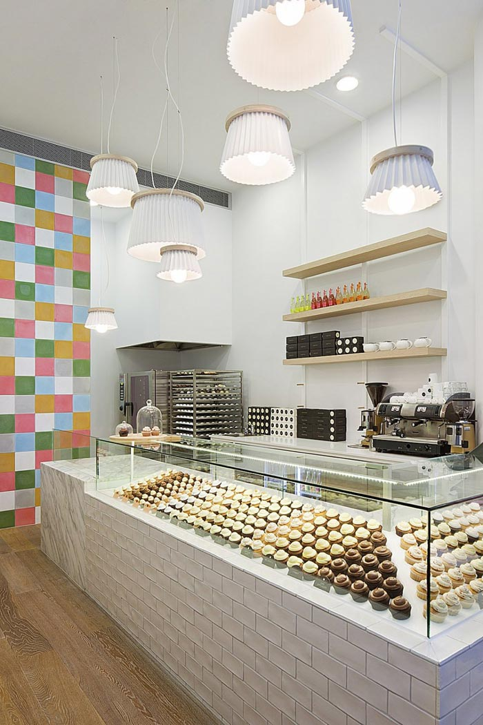 Joy Restaurant design de Cupcakes