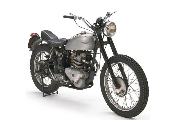 La moto de Fonzie