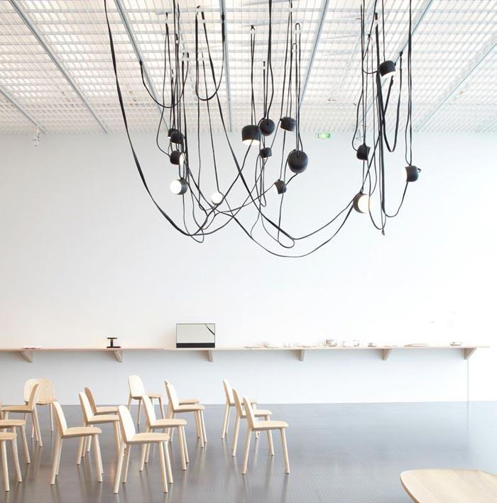 Les freres Bouroullec au Centre Pompidou de Metz