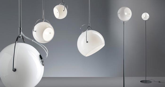 Luminaire design Beluga