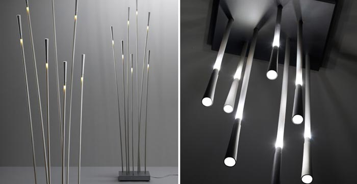 Luminaire design Guinco