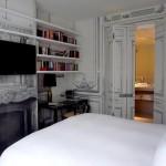 Maison Champs Elysees par Maison Martin Margiela-Chambre blanche