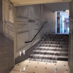 Maison Champs Elysees par Maison Martin Margiela-Escaliers