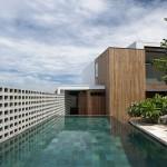 Maison design Piscine exterieure