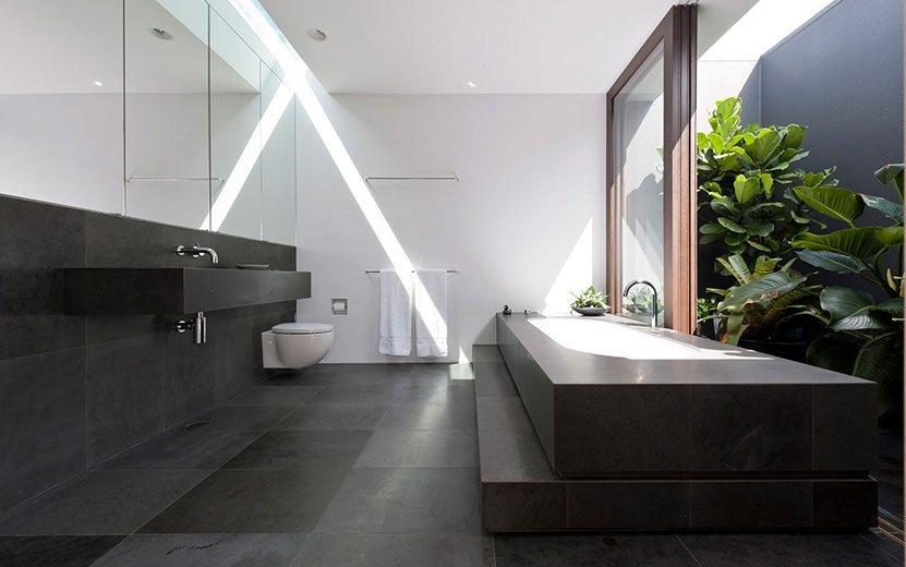 Maison design-Salle de bain