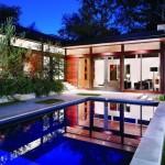 Maison design-Terrasse et piscine