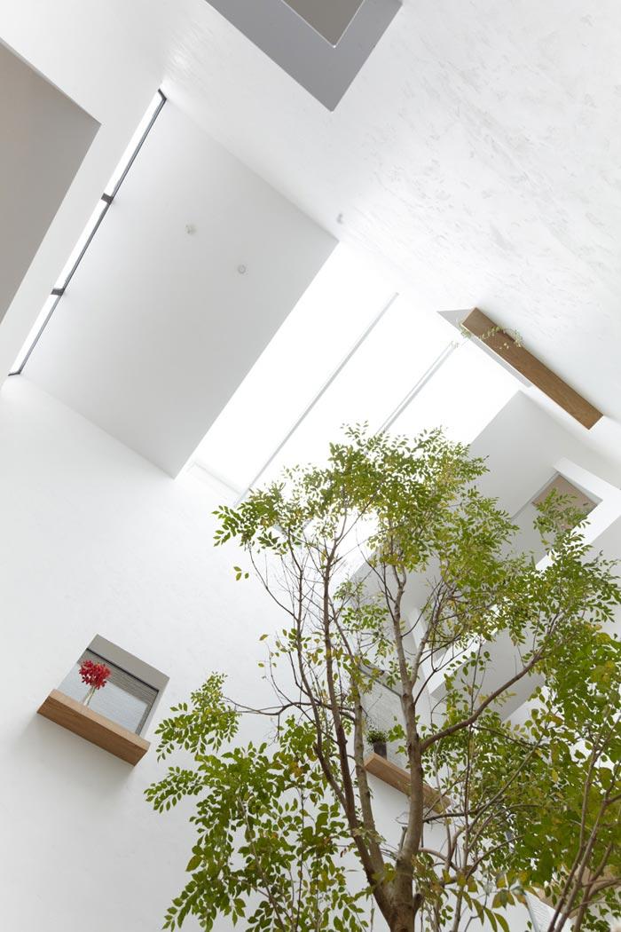 Maison design effet exterieur