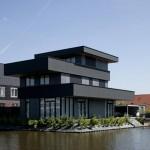 Maison design en Hollande