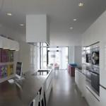 Maison design en Hollande cuisine