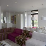 Maison design en Hollande salon
