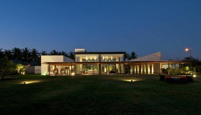 maison design en inde arkko
