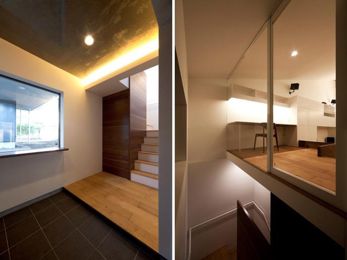 Maison design japonaise-hall – Arkko
