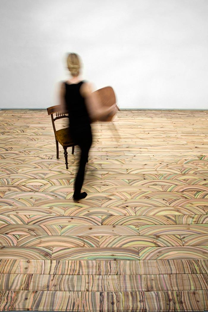 Marbelous floor