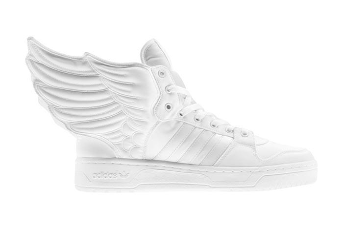 Nouvelles Adidas par Jeremy Scott