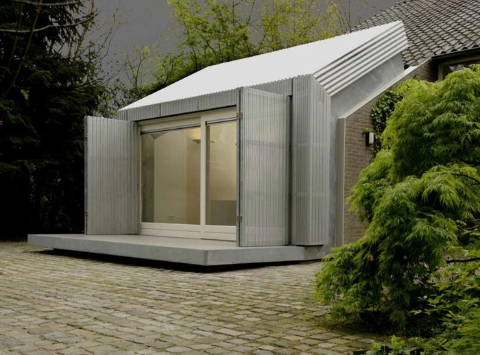 Ouverture extension design